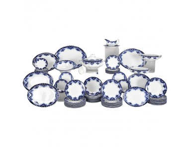 Handsome Set of Dinnerware