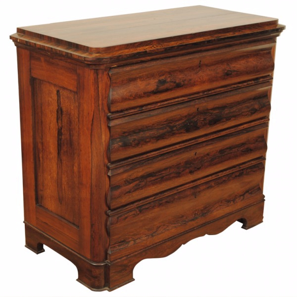 Rosewood Commode