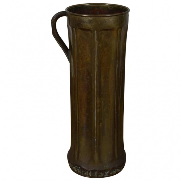 Brass Handled Umbrella Stand