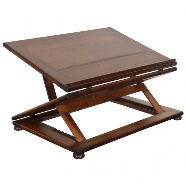 Walnut Adjustable Leggio (Bookstand)