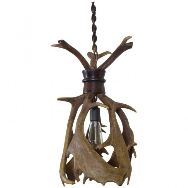 Moose Paddle Lantern