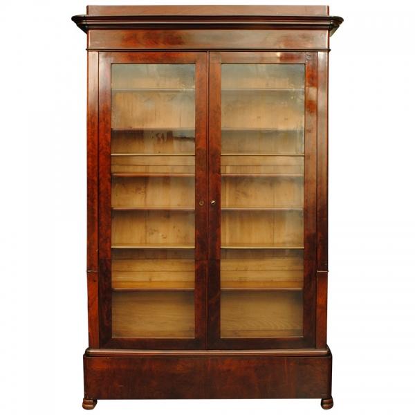 Mahogany Shallow Cabinet