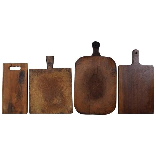 4 Cutting Boards