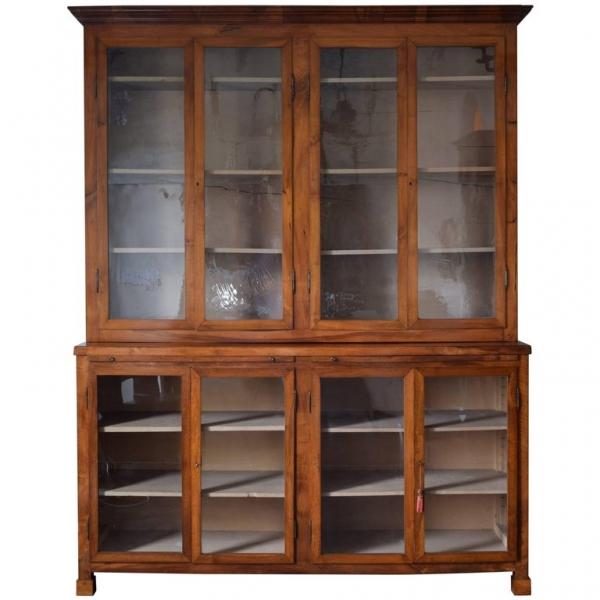Bookcase in Light Walnut